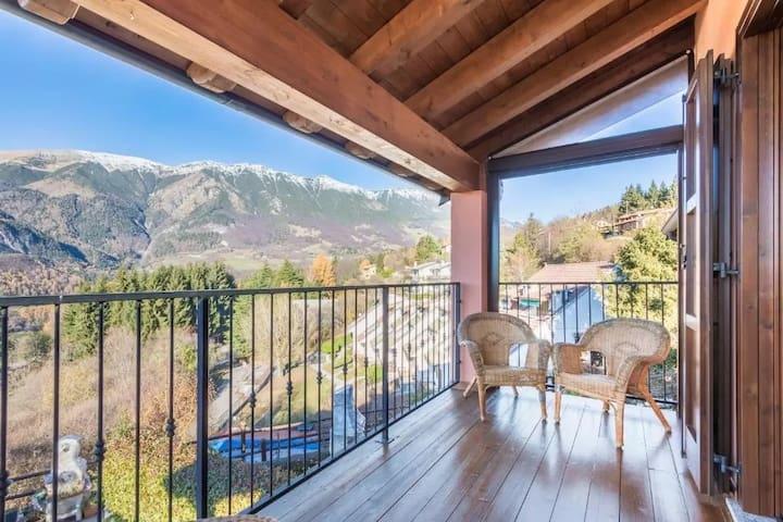 Casa Vacanze Rosalba, ai piedi del Monte Baldo