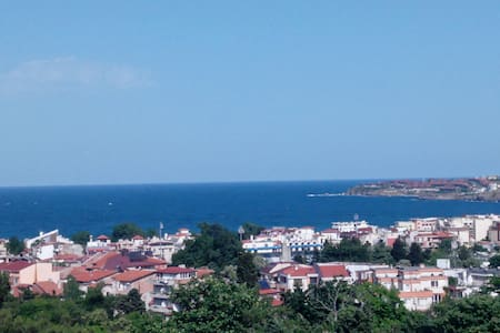 Sea view apartment in Sozopol