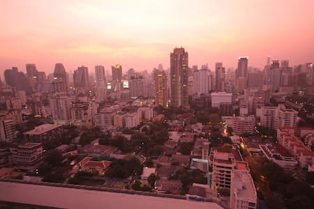 *JUST LISTED* Experience the Authentic & Cool Bkk - Bangkok - Wohnung