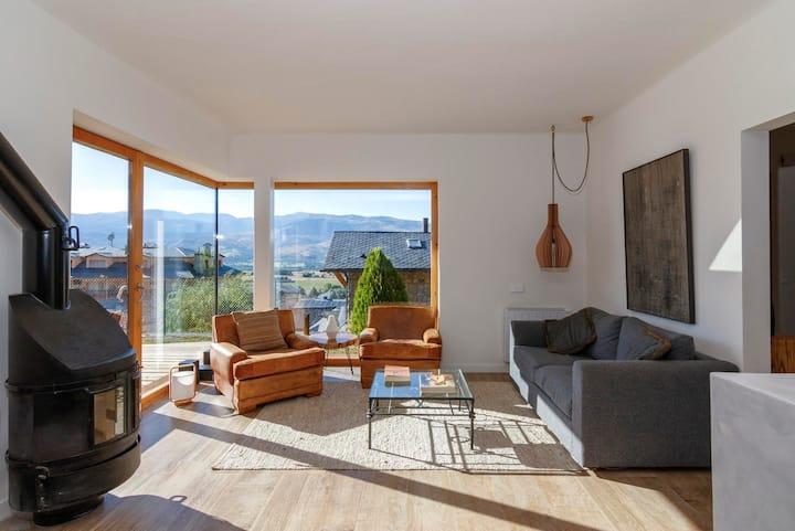 Superbe maison de design dans Alp (ALP III)