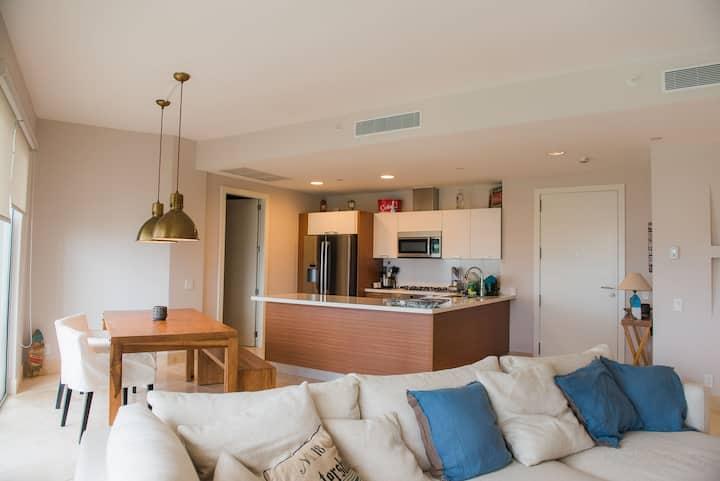 Buenaventura - 2 bedroom apartment in Puntarenas