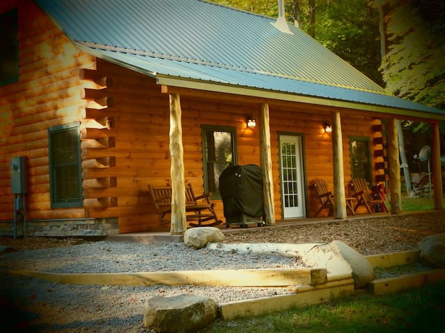 Otter Creek Falls Cabin - Glenfield