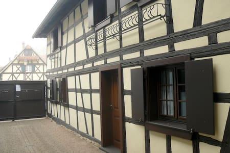 la petite maison alsacienne - Geispolsheim