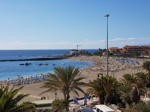 Beachfront luxurious 2BR - Los Cristianos