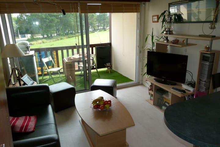 Appartement duplex en bord de plage - Carnac - Apartment