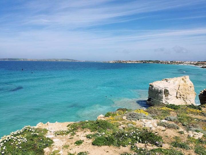 Local Sardinian paradise