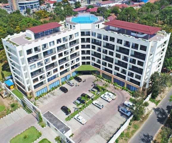Apartments in Ghuba Road, Oysterbay