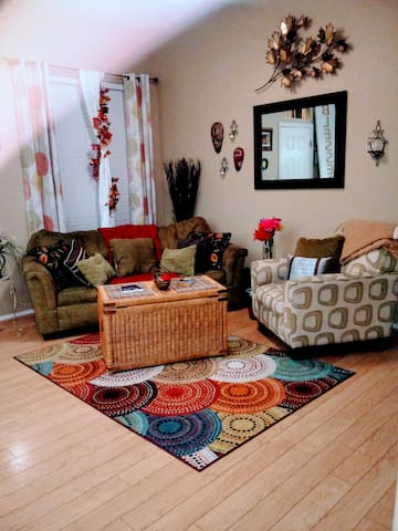 Cozy suite in our Colorado Springs Townhome