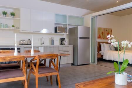 Costa Rica 1BR Apartment - Piedades de Santa Ana