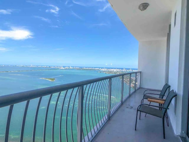 •LUXURY PENTHOUSE 5*CONDO  OCEANVIEW MIAMI !!!