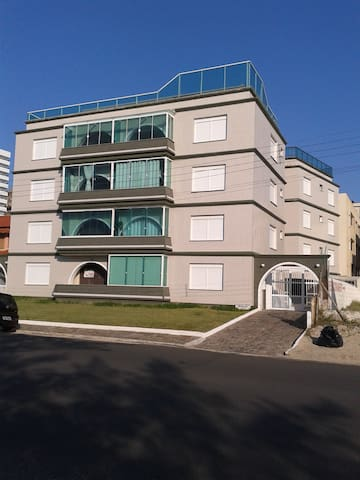 Tramandai- Apartamento a beira Mar. - Tramandaí - Lägenhet