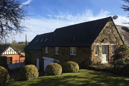 Converted barn in Northamptonshire - Northamptonshire