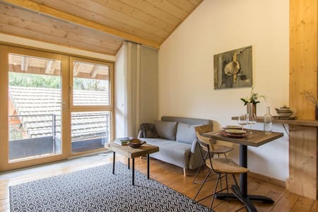 New studio in a renovated farm, Thônes, Annecy