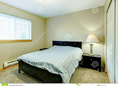 Private, cozy and clean room with free parking - Markham