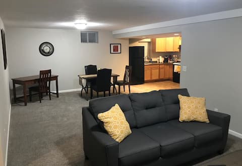 Beautiful & Quiet One Bedroom Apt