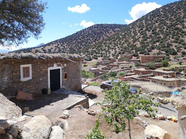 Marhaba chez momo Benaissa