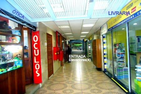 Jk Mobiliado, Centro Histórico de Porto Alegre. - Porto Alegre - Apartamento
