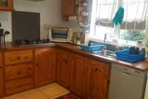Chambre dans résidence sécurisée   avec piscine