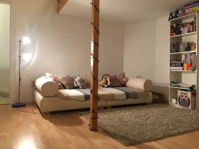 Cozy 1-Room Flat - Wien - Apartment