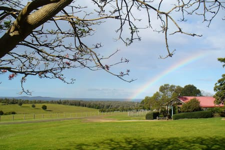 Oakleigh Farm Cottages Mystery Bay - Corunna - 小屋
