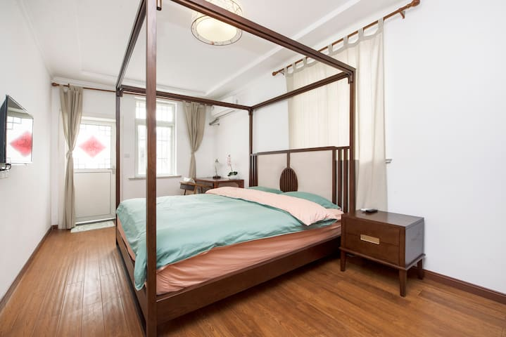 安然居--新中式庭院民宿