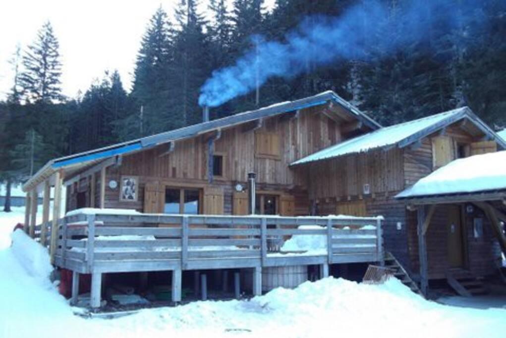 chalet de montagne mercantour maisons 224 louer 224 martin v 233 subie provence alpes c 244 te d