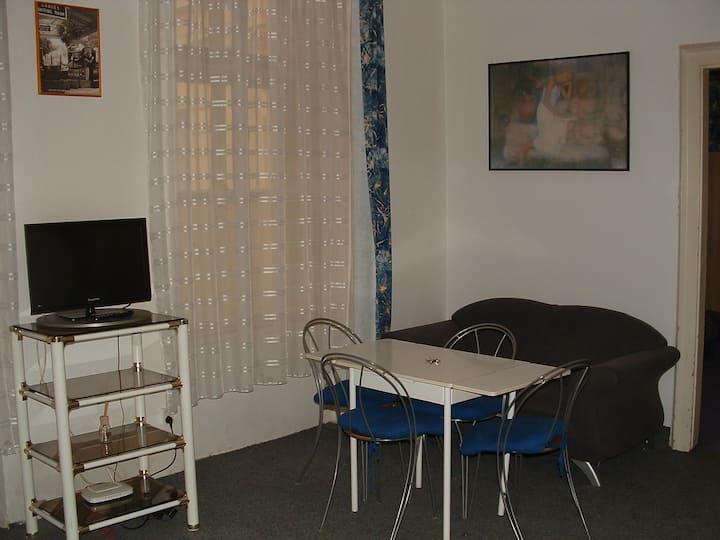 Low Cost Hybernska 2-bdr Apartment