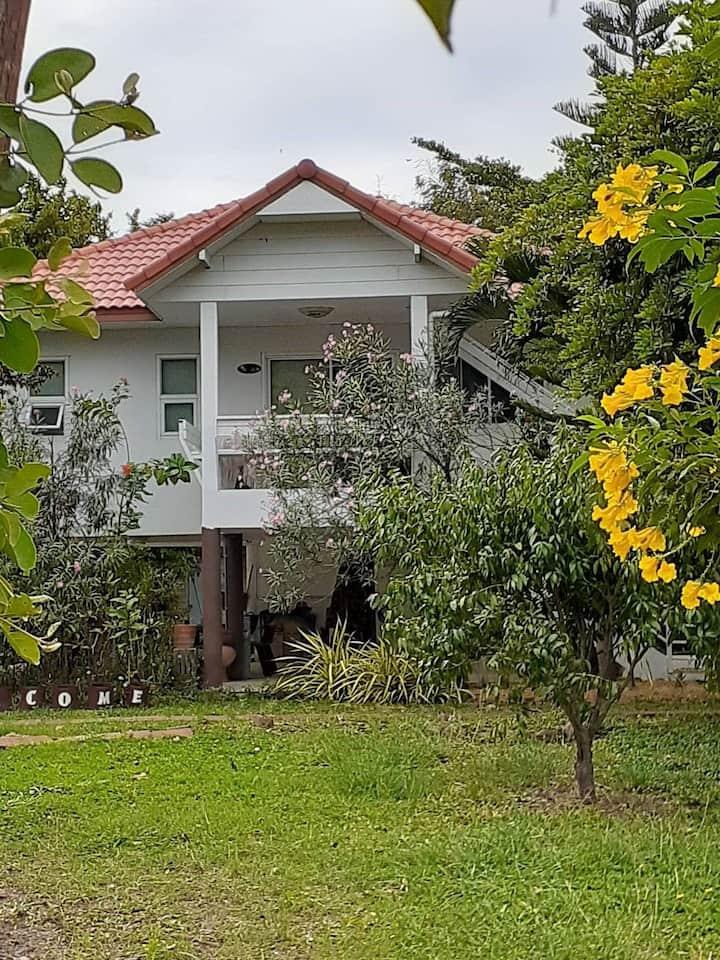 Serene Garden  Home
