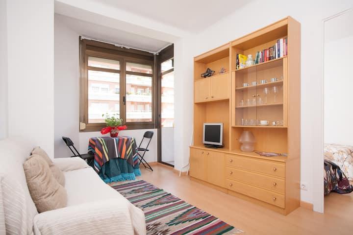 Comfortable apartment (promo 3 pax)