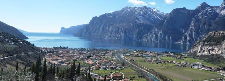 Apartments in Torbole-Lake Garda