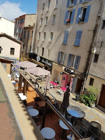 AJACCIO/CTRE VILLE/ AU COEUR DE LA  CITE IMPERIALE