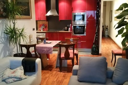 PRIVATE ROOM+PRIVATE BATHROOM + WIFI - Barcelona