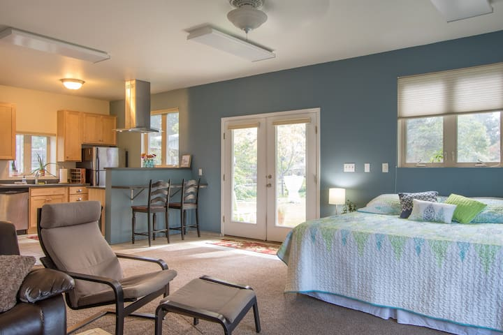 Private Niwot Guesthouse close to Boulder - Longmont - Apartamento