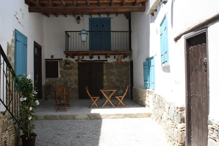 Aperanti B&B-Double room/balcony - Pera Orinis