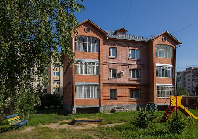 3-room apartment, Kostroma, Russia - Kostroma