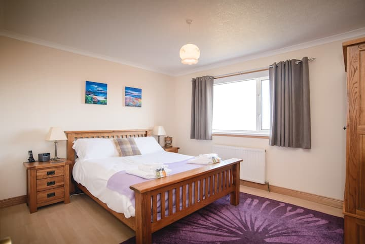 Druim Reidh - holiday home in the Outer Hebrides