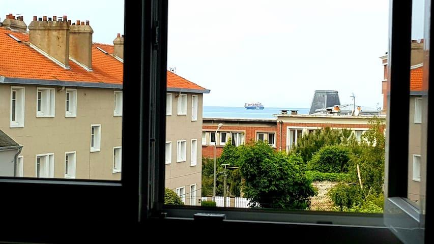 Appartement PLAGE LE HAVRE