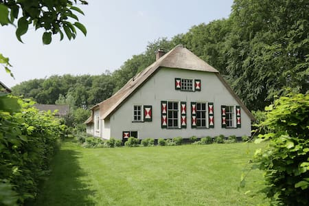 Peaceful Farmhouse in Doorn near Forest