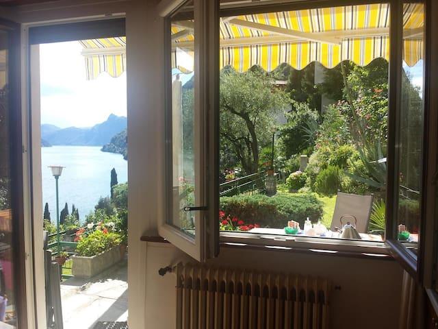 Villa Bianca with beautiful view
