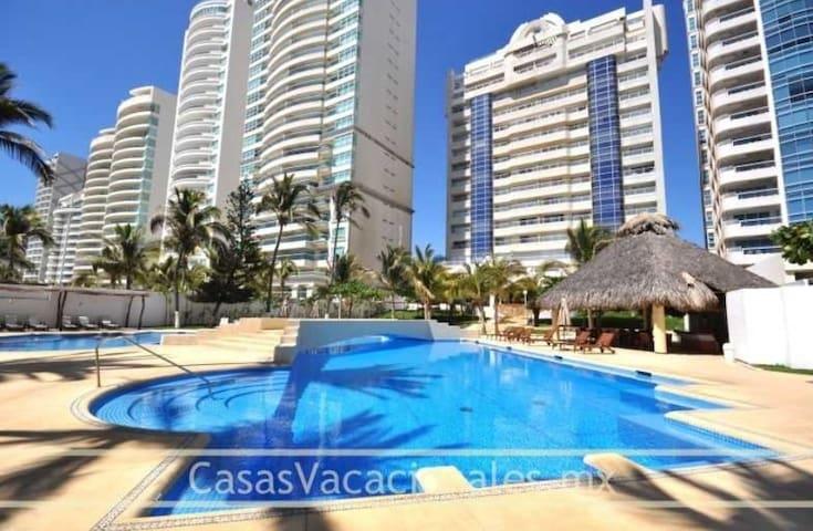 Increíble departamento en Acapulco!!