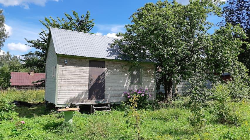 Дом в экологической усадьбе