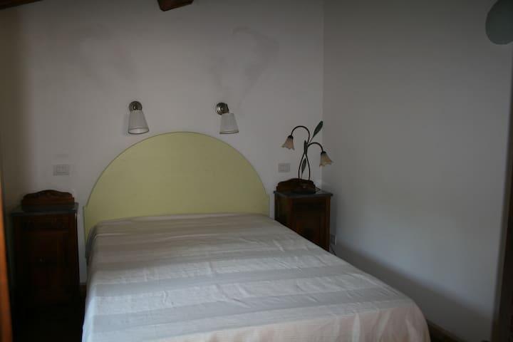 la camera da letto di est