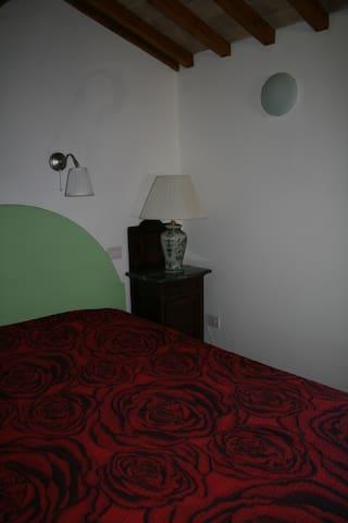 La camera da letto di ovest