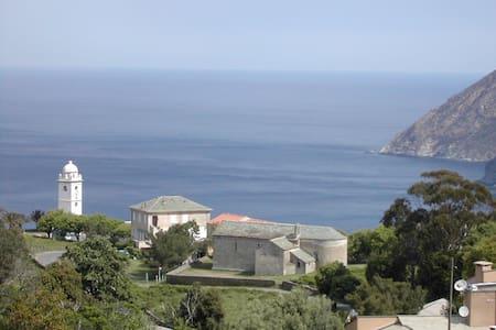 MAISON 80m² au CAP CORSE A CANARI  - Canari - 獨棟