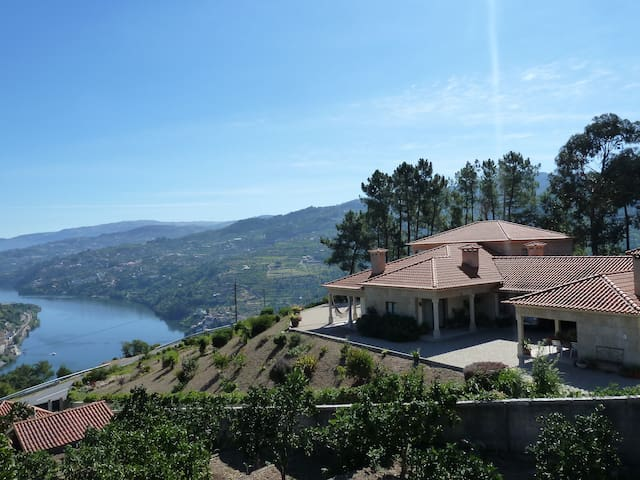 Douro Mansion - Great relaxing View - Casa