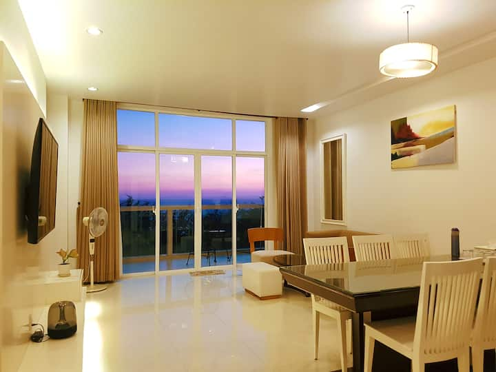 Sea-view Condo with 3 Bedrooms at Center of Mui Ne