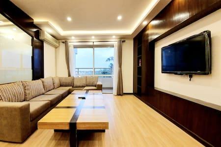 Exquisite Retreat: Premium 3 BHK Apartment by EHS