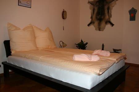 Lappland-Zimmer auf dem Huskyhof - Neureichenau