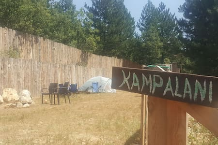Kamp alanımız