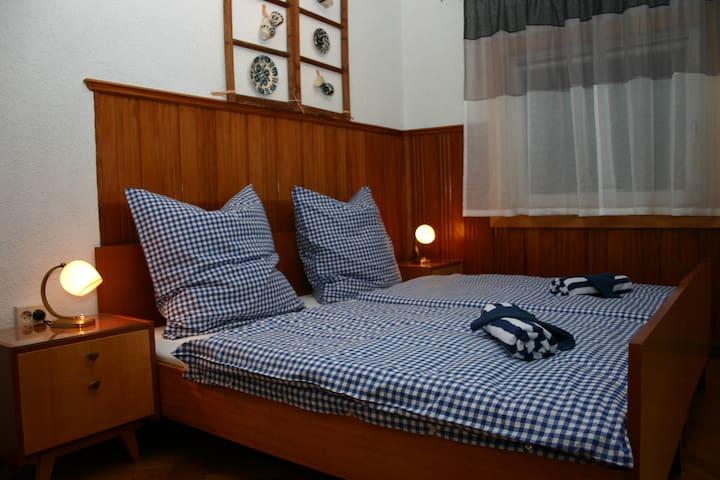 Retro-Zimmer auf dem Huskyhof - Neureichenau - Haus